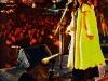 Slike Cece na koncertu u Srbiji 2005 (Čačak)