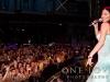 Ceca tokom koncerta u Pertu, Australiji, 3 Dec 2010