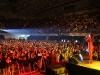 Ceca na koncertu u Makedoniji, Skoplje, Novembar 2010