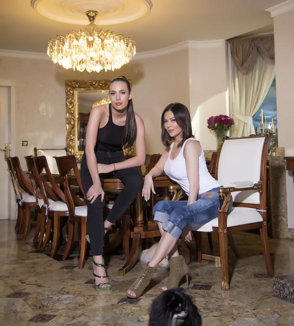 Ceca i Anastasija Ražnatović