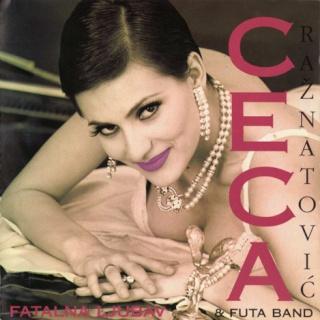 Ceca Fatalna ljubav Album 1995 omot