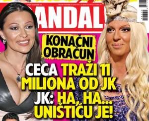 Ceca i Karleusa Scandal