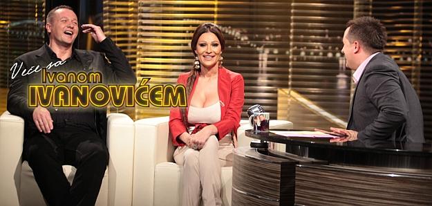 Ceca u emisiji Vece sa Ivanom Ivanovicem