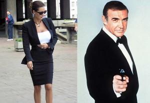 Ceca i James Bond