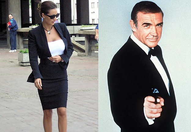 Ceca i James Bond