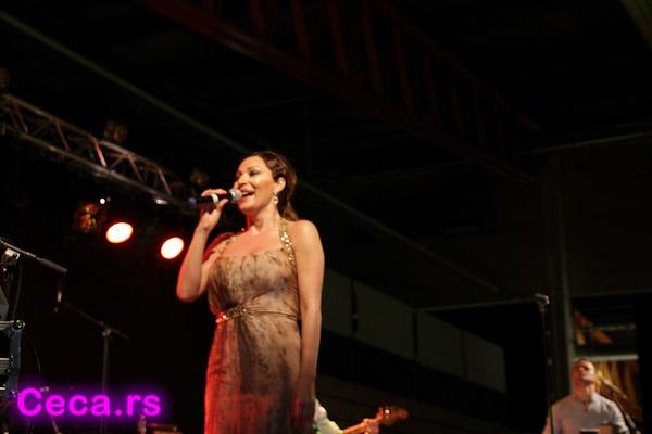 Cecin koncert u solnahallen 2012