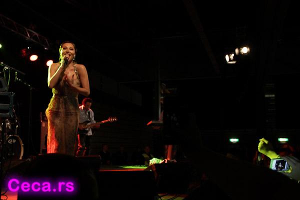 Cecin koncert Solna, Svedska 2012