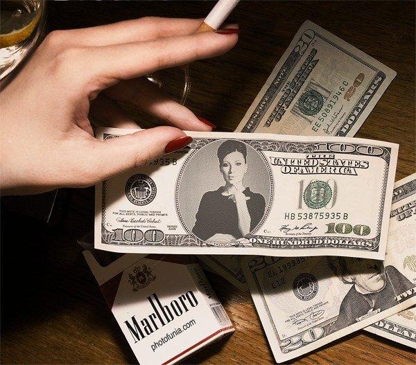 Ceca na dolaru :)