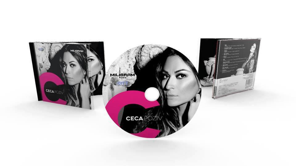 Cecin novi album Poziv 2013 izlazi 17 juna 2013
