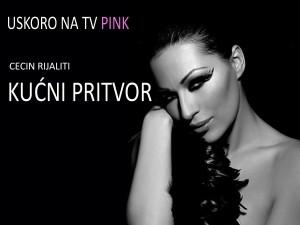 Ceca Svetlana Raznatovic na rijalit televizija (kao Big Brother), na TV Pink