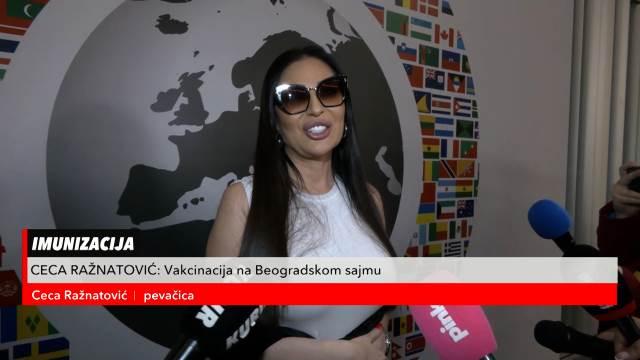 Cecu novinari rešetali pitanjima o dečku Bogdanu