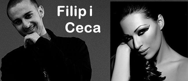Filip Filipi i Ceca Svetlana Raznatovic snimaju duet