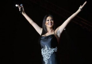 Cecin koncert u Skoplju, Makedoniji - 26 novembra 2010 godine