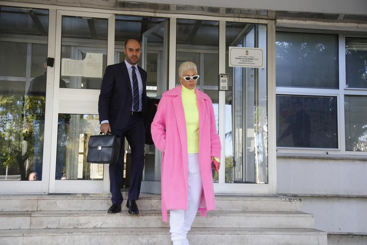 Ceca Ražnatović, Jelena Karleuša - suđenje