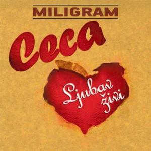 Ljubav zivi, Cecin novi album, 2011 - omot