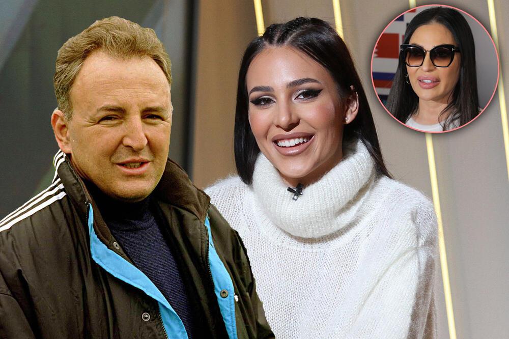NEMA NIŠTA CECINO, ISTA JE ARKAN: Fanovi Anastasije RAŽNATOVIĆ uporedili pevačicu sa POKOJNIM OCEM! Na koga vama liči? (ANKETA)