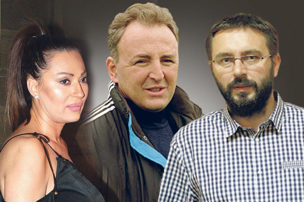 OGLASILA SE CECA O ARKANOVOM UBICI: Božja je pravda da robija u Srbiji, nadam se da će TRULITI u zatvoru do KRAJA ŽIVOTA