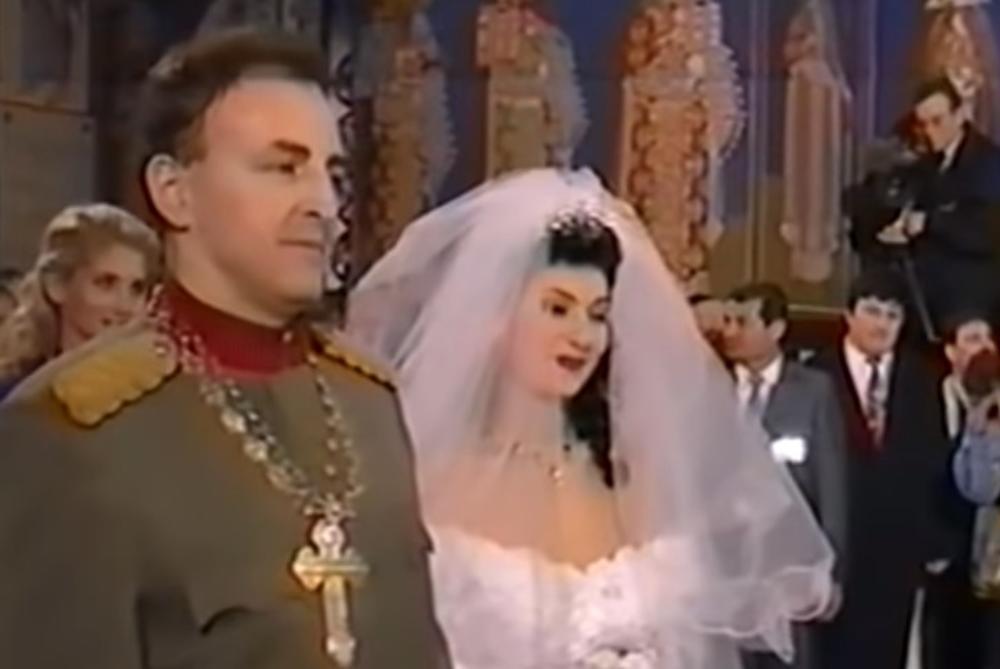 Svetlana Ceca Ražnatović, Željko Ražnatović Arkan