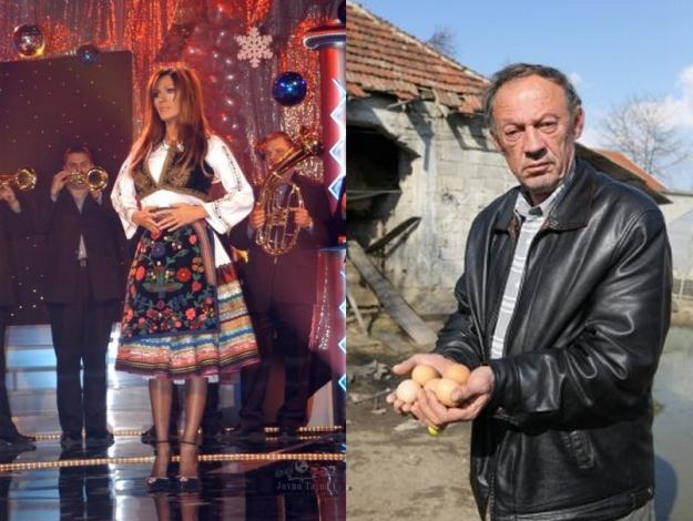 Svetlana Ceca Raznatovic i tata Slobodan Velickovic