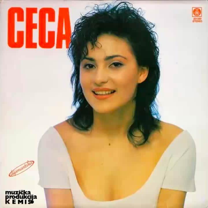 Ceca To, Miki 1990 omot